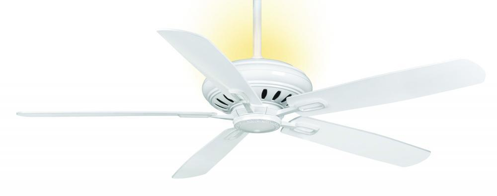 Ceiling Fan Warehouse in Hallandale Beach, Florida, United States, Casablanca AEP 64792, Six Light Snow White Ceiling Fan, Holliston
