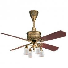 Casablanca AEP 62063 - Burnished Brass Ceiling Fan