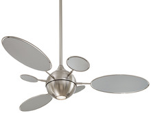 "Minka-Aire F596-BN - Cirque� 54"" - Brushed Nickel"