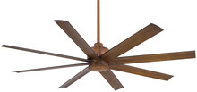 "Minka-Aire F888-DK - Slipstream 65"" - Distressed Koa"
