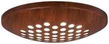 Minka-Aire K9838L-DK - Distressed Koa Custom LED Light Kit