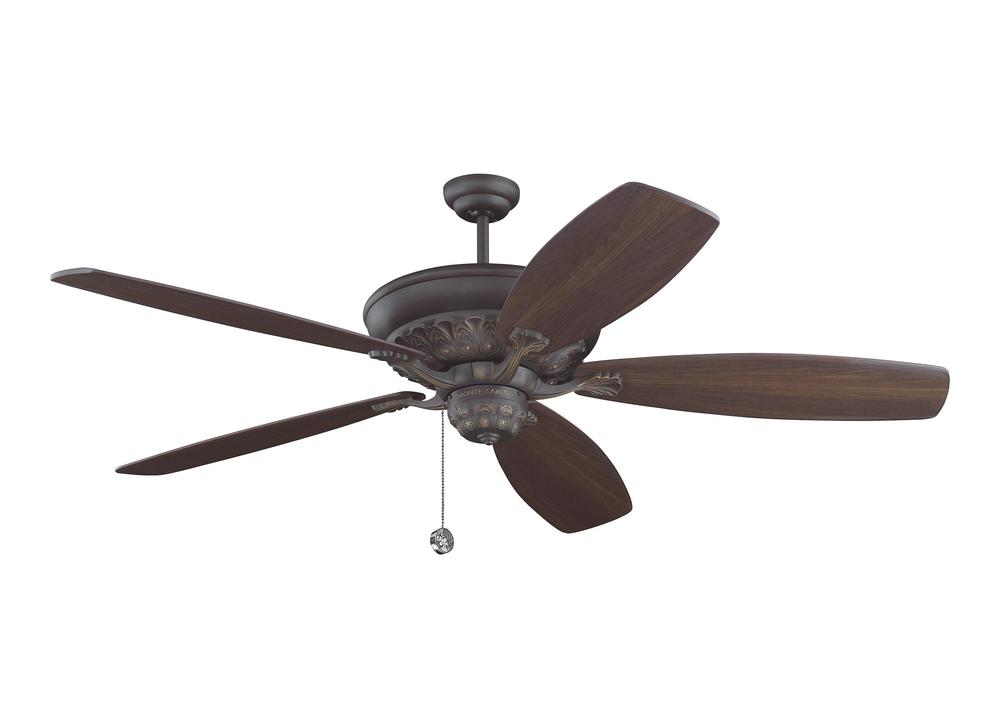 Ceiling Fan Warehouse in Hallandale Beach, Florida, United States, Monte Carlo 5SIRB, St Ives Fan - Blades Separate - Roman Bronze, St Ives