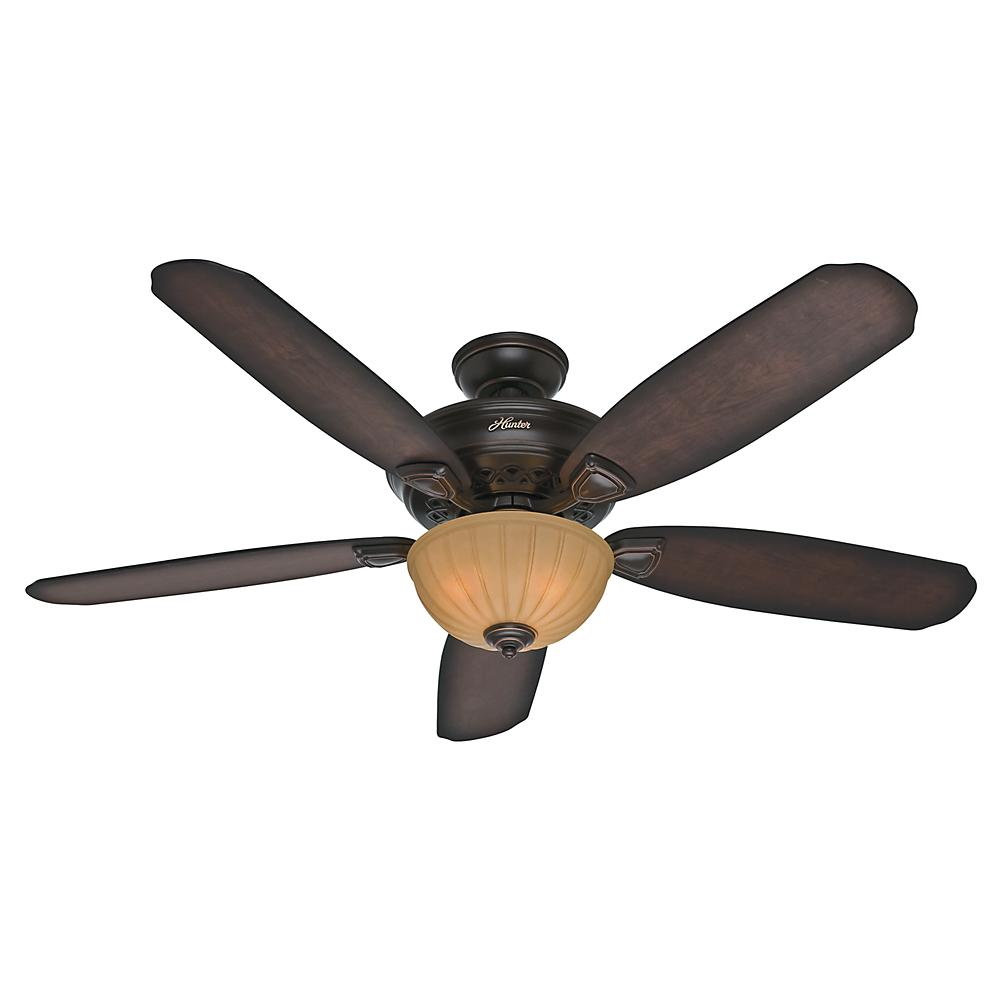 "56"" Ceiling Fan with Light"