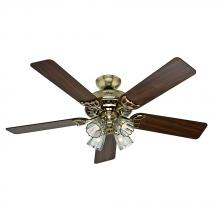 "Hunter Fan Co. 53066 - 52"" Ceiling Fan with Light"