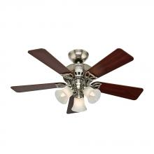 "Hunter Fan Co. 53079 - 42"" Ceiling Fan with Light"