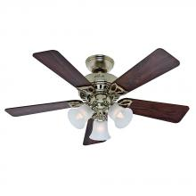 "Hunter Fan Co. 53080 - 42"" Ceiling Fan with Light"