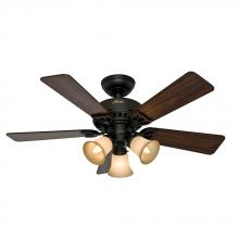 "Hunter Fan Co. 53082 - 42"" Ceiling Fan with Light"